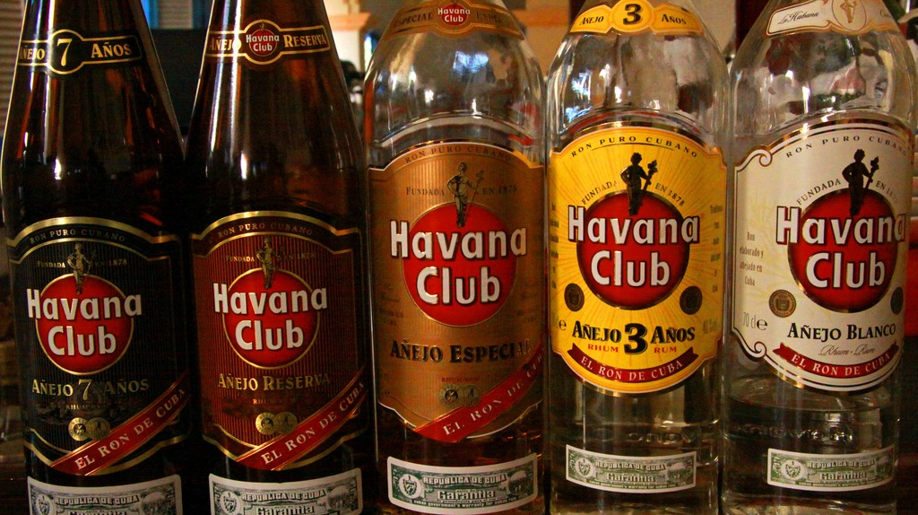 "Cuba's top brand of rum | © <a href=""https://www.flickr.com/photos/84554176@N00/8585405198/"">  Guillaume Baviere / Flickr</a>"