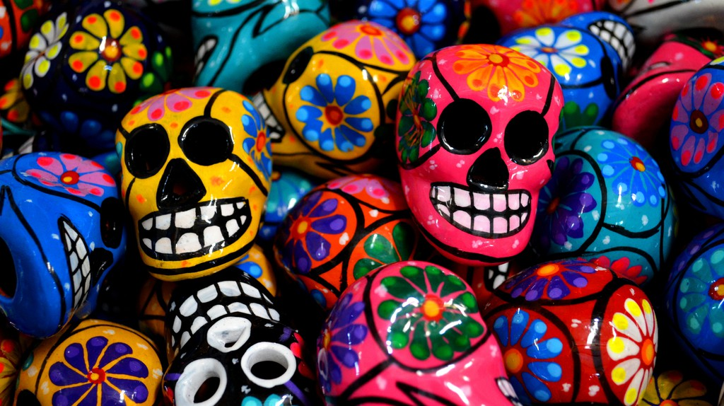 Colourful souvenirs in Mexico I © David Boté Estrada/Flickr