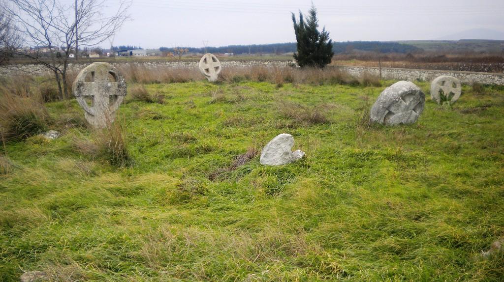 Abandonned cemetery of Nea Chalcedon, Greece | © candiru / Flickr