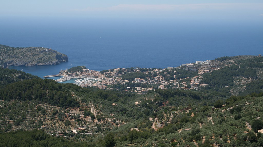 View from Mirador Ses Barques © Kai Schreiber / Flickr