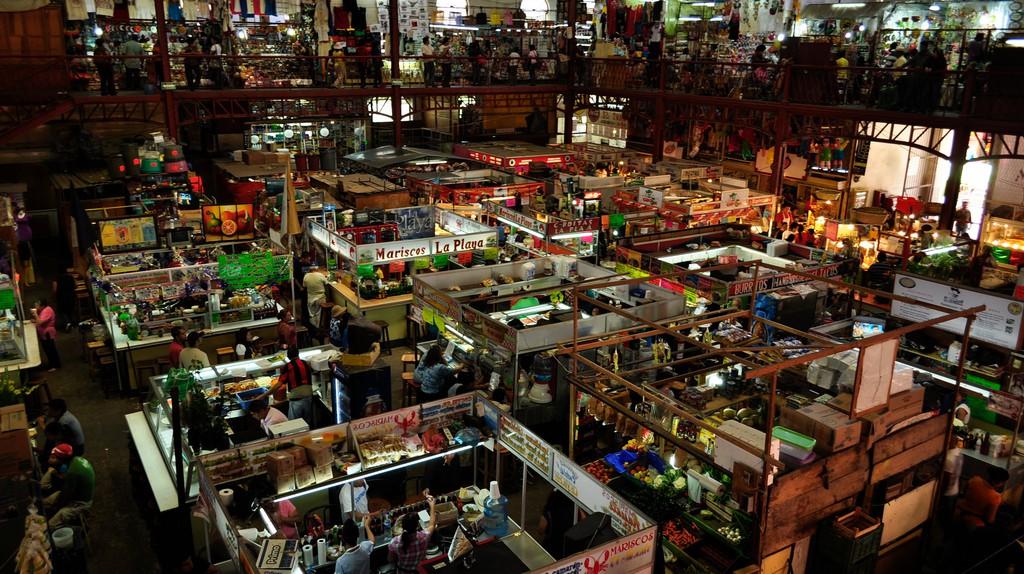 Mercado Hidalgo, Guanajuato   © JoAnto./Flickr