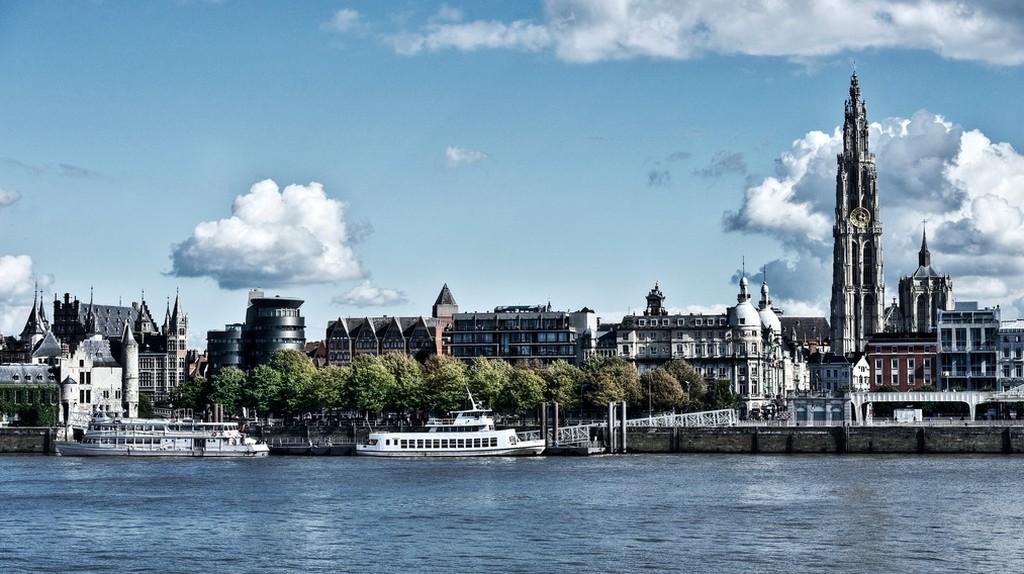 Antwerp skyline | © Dave Van Laere / courtesy of Visit Antwerp