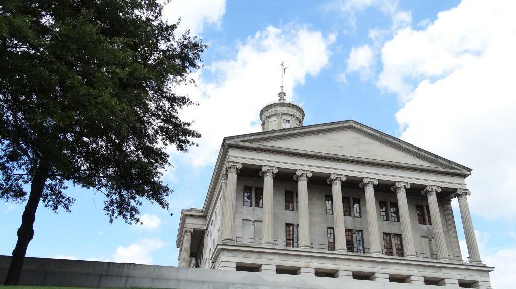 Tennessee Capitol building | © Adam Jones/Flickr