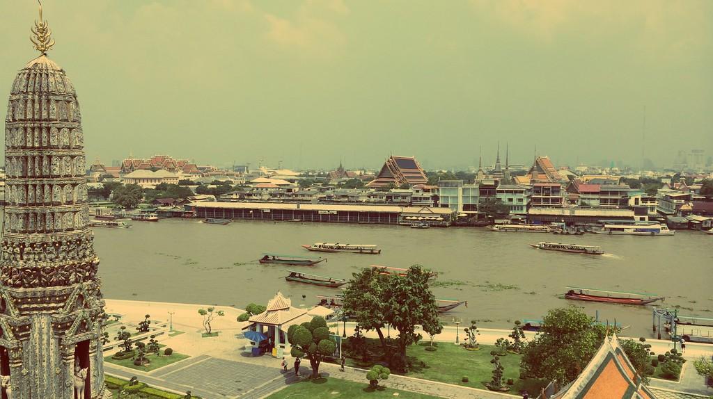 Bangkok Thailand    © Courtesy of Pixabay