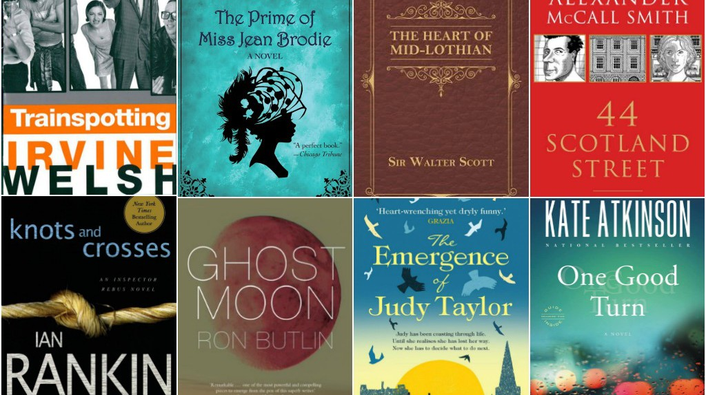 The Best Books to Read Before Visiting Edinburgh