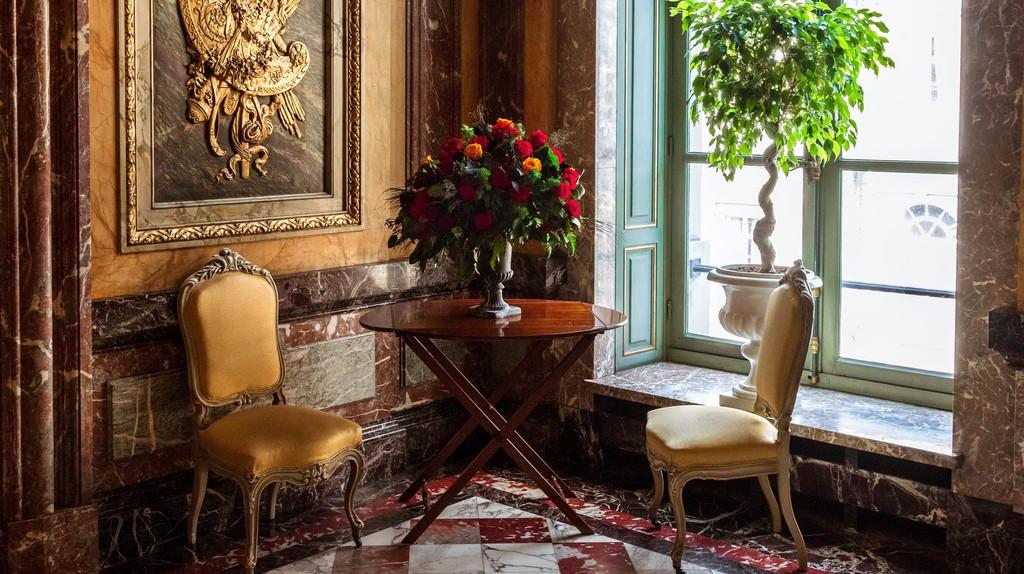 Brussels' Palace d'Egmont   © Gregoria Puga Bailón / Flickr