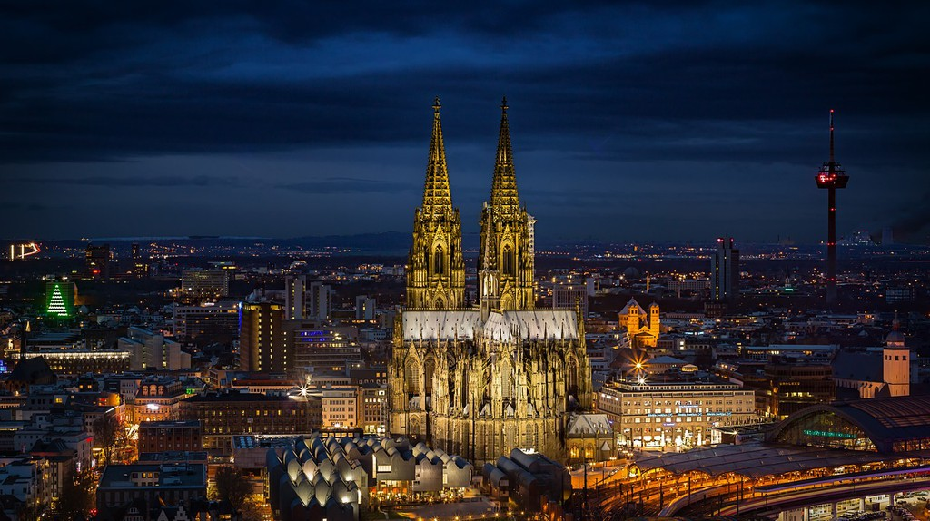 The Cologne Cathedral CC0 Pixabay