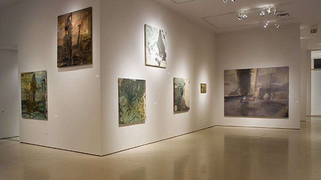 Alejandro Garmendia exhibition at the McClain Gallery in Houston | ©AneSG / Wikimedia Commons