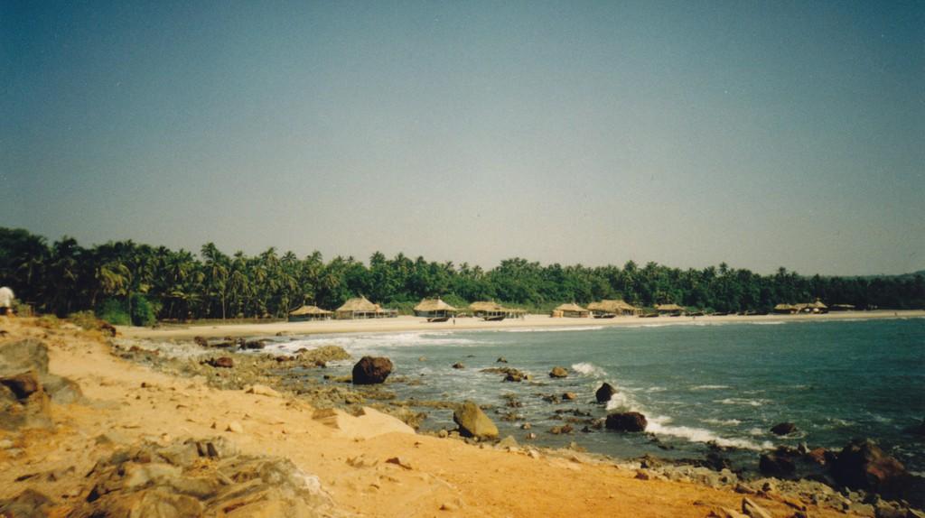 Arambol Beach | © Jo Kent / Flickr