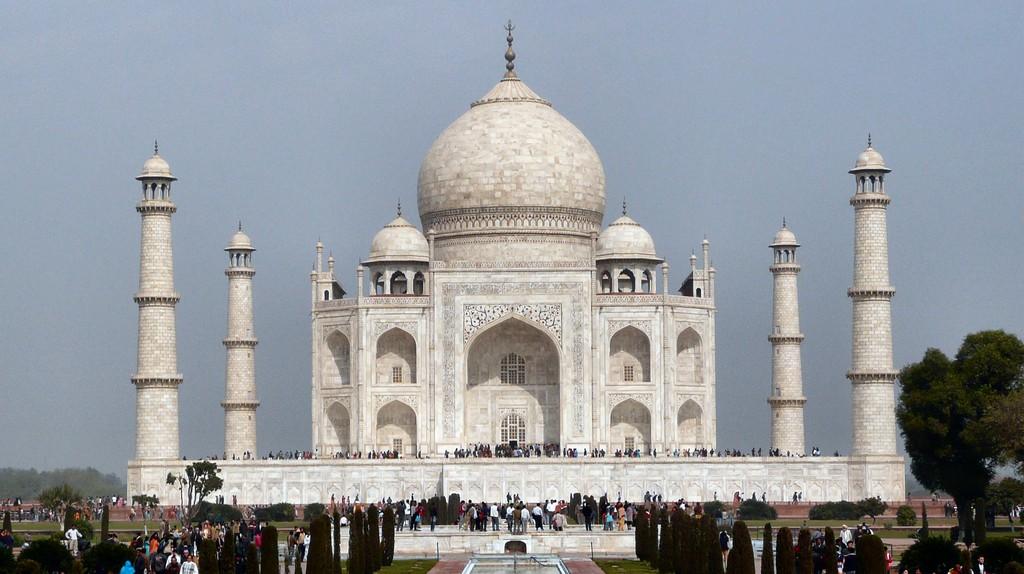 Taj Mahal © Russ Bowling / Flickr