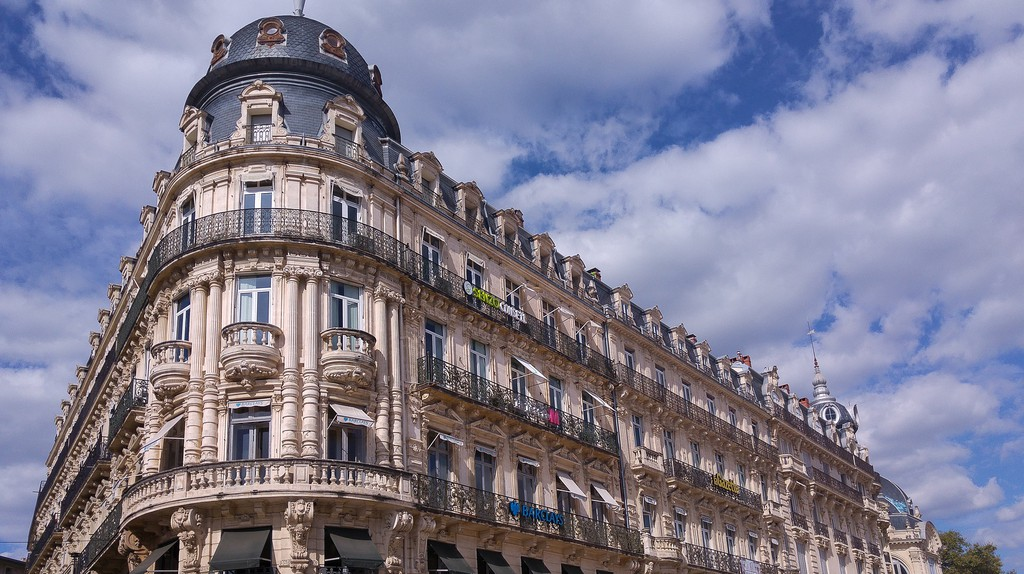 Montpellier | © Jacqueline Macou  / Pixabay