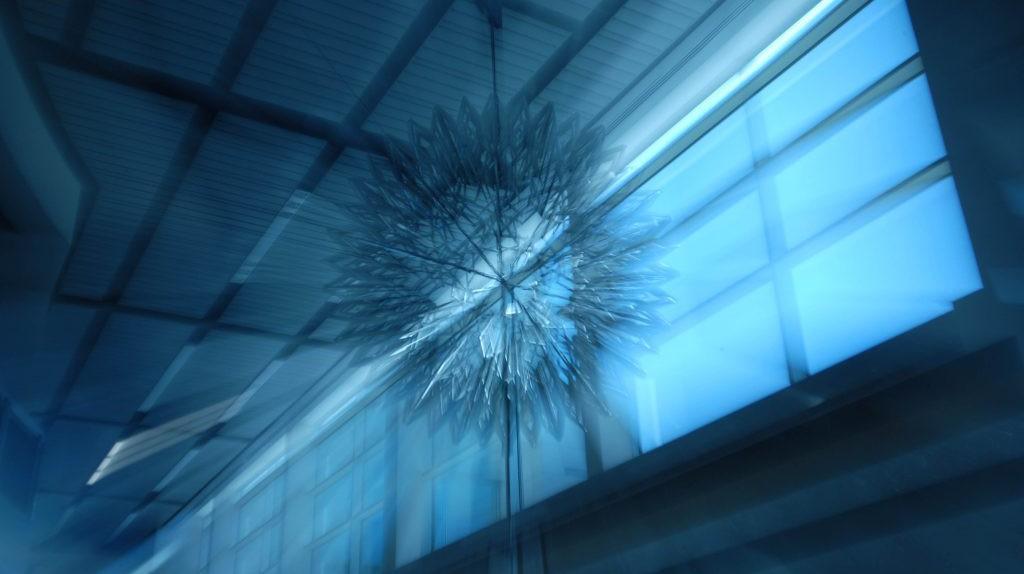 Hoberman Sphere | Courtesy of Liberty Science Center