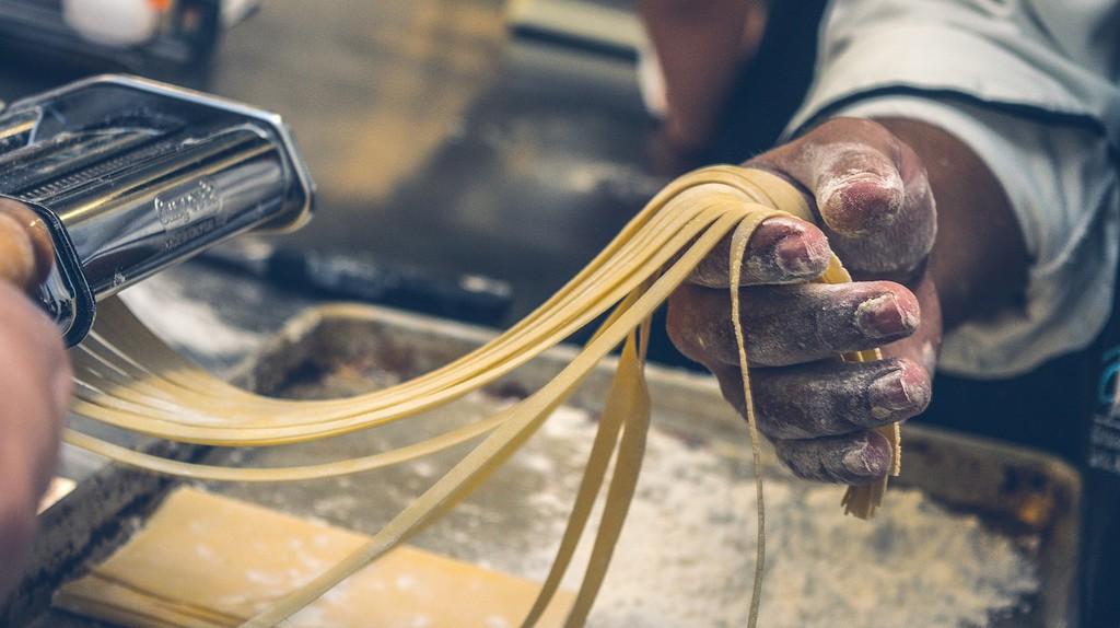 Pasta-making | © Free-Photos/Pixabay