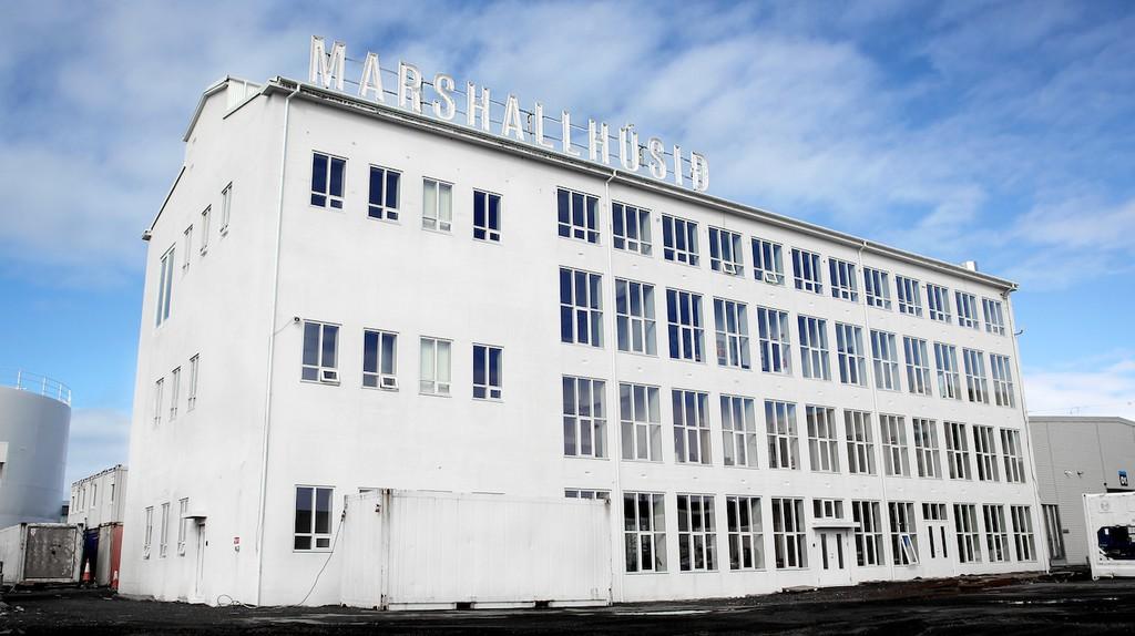 Marshallhúsið | Courtesy of Nýlistasafnið/Photo by Lilja Birgisdóttir.