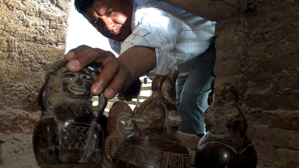 Pre-Columbian Art   © Museo Mindalae