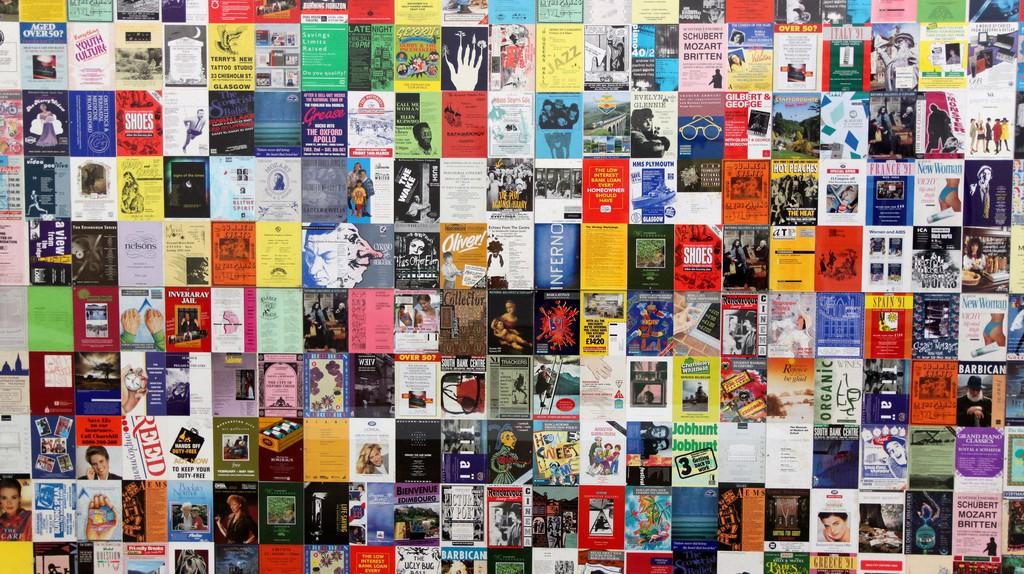Modern Art Oxford, Book covers   © Muffinn/Flickr