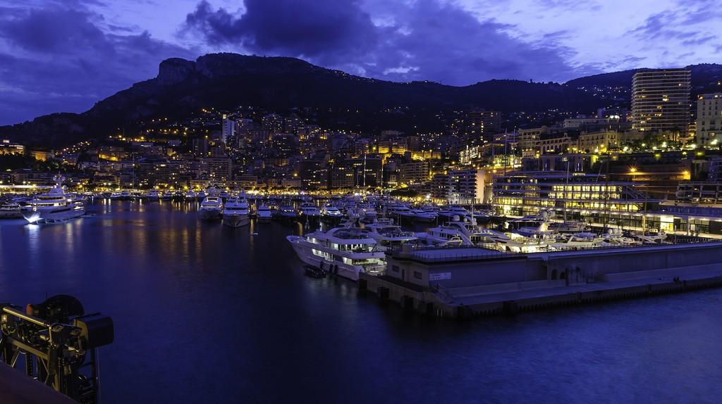 Monaco by Night |© Nikodi / Pixabay