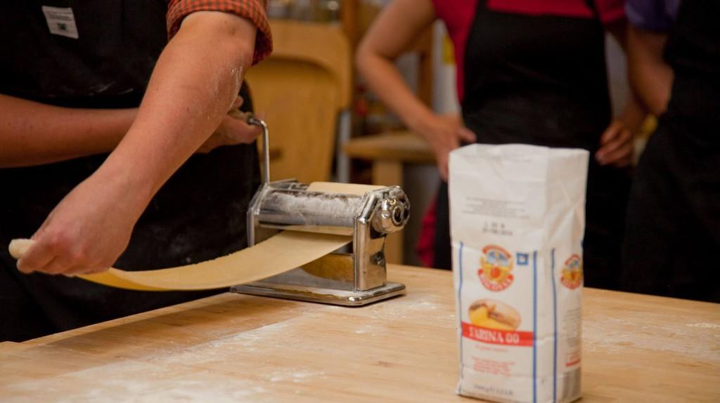 Pasta making at Loaf, Stirchley | © Loaf/Facebook