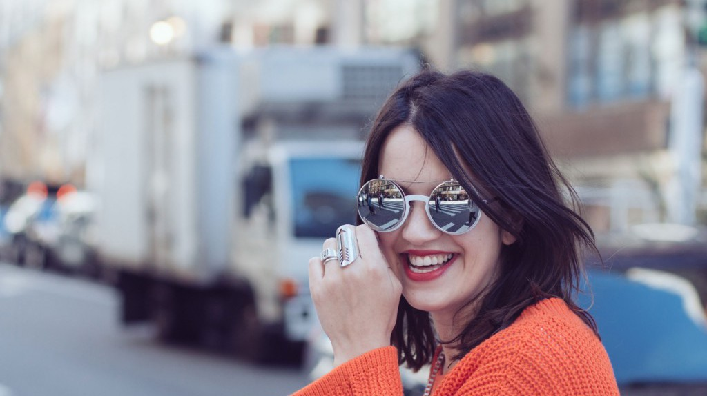 Florencia Pereira of the fashion blog Penny Lane | Courtesy of Florencia Pereira
