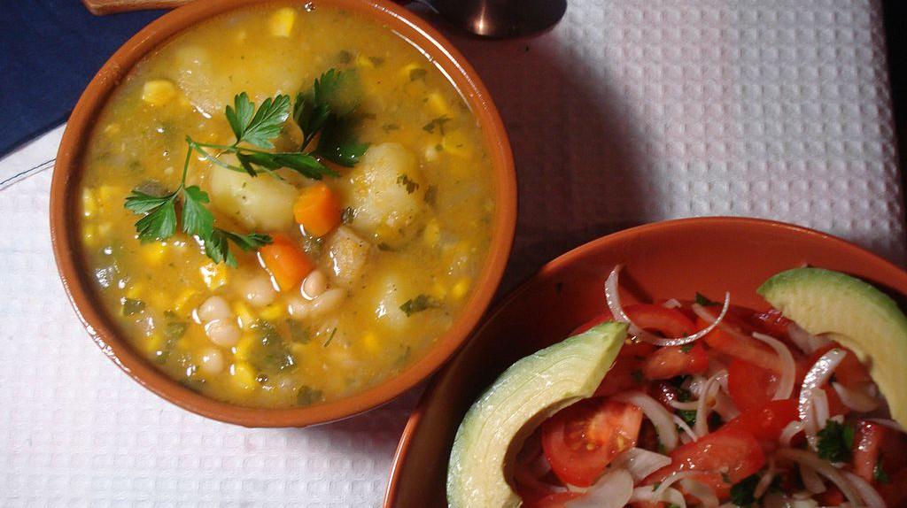 Chilean food   © Florencia Mühlhausen Macchiavello/WikiCommons
