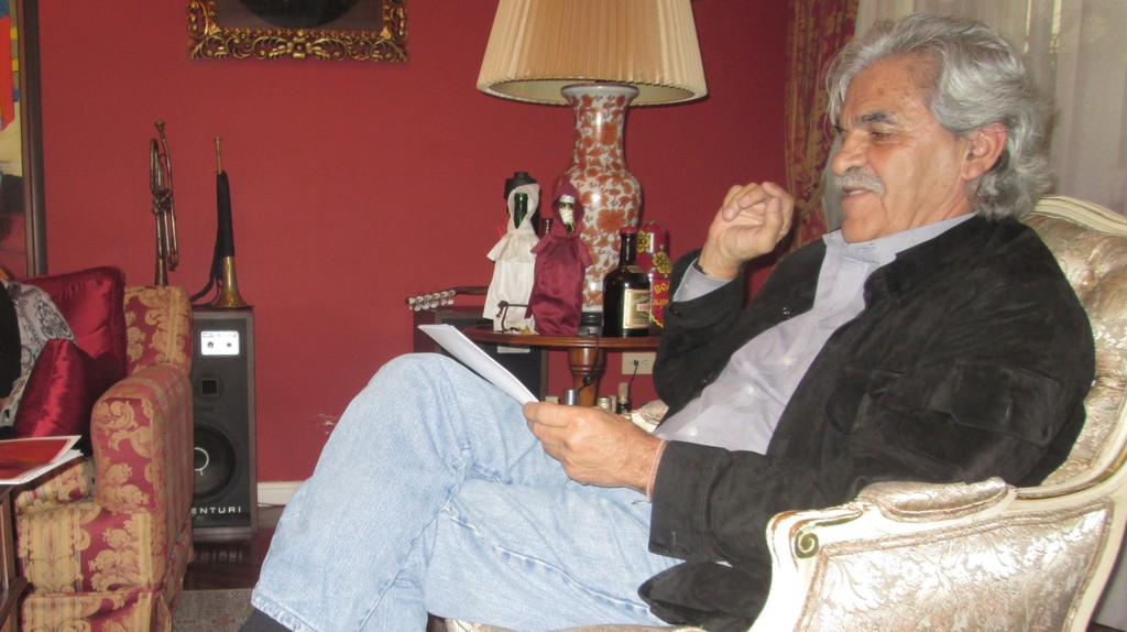 Raúl Pérez Torres I © Rick Segreda
