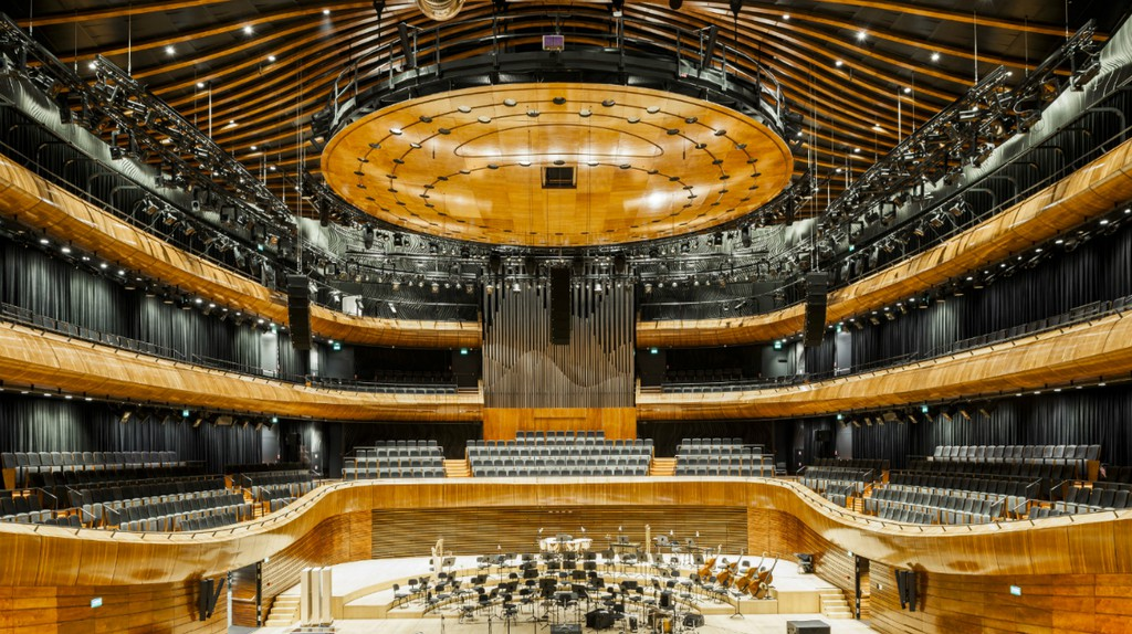National Polish Radio Symphony Orchestra (NOSPR), Katowice, Poland | © View Pictures/REX/Shutterstock
