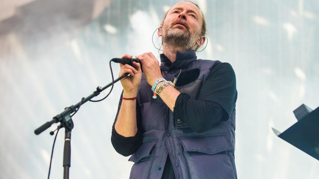Thom Yorke   © ddp USA/REX/Shutterstock