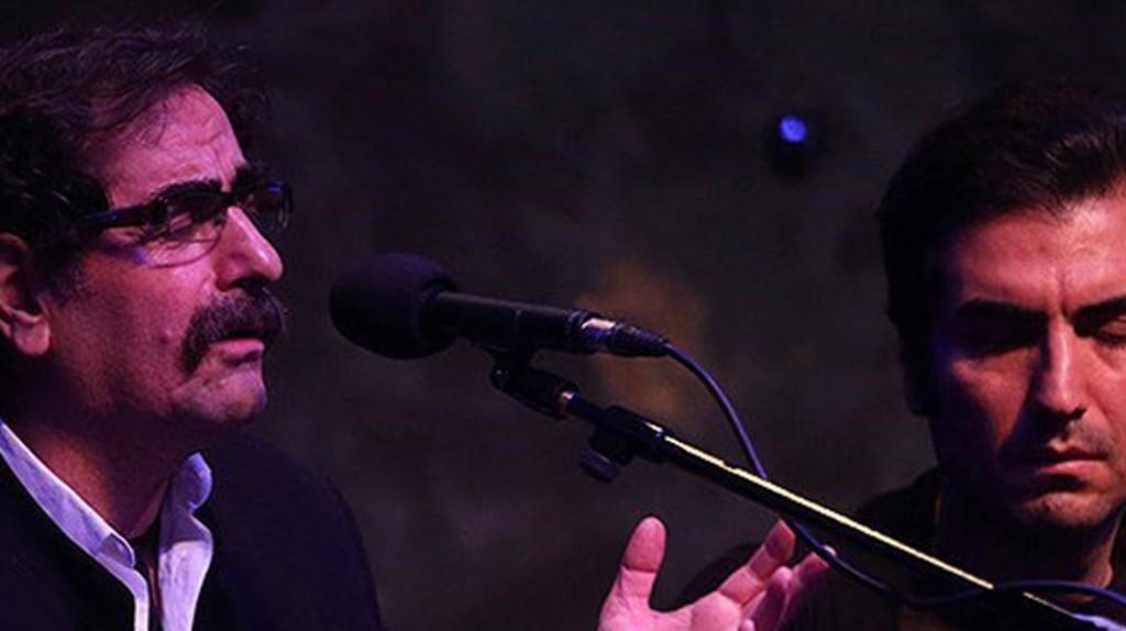 Shahram Nazeri and son Hafez perform | © Mhammad Hassanzadeh / Wikimedia Commons