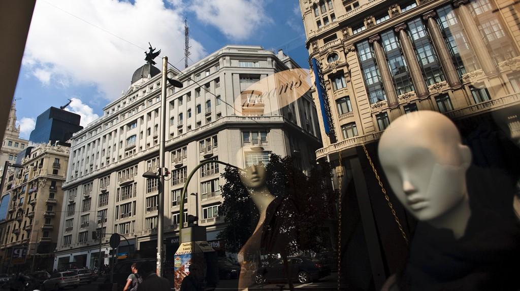 Get ready to shop in Barrio de Salamanca | © Madrid Destino Cultura Turismo y Negocio