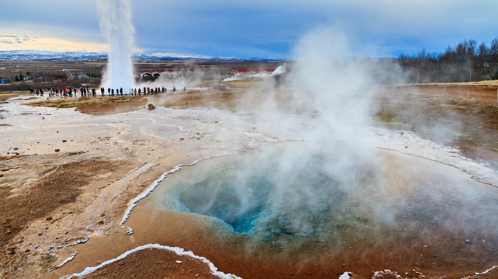 Golden Circle, Iceland  | ©  Dennis van de Water/Shutterstock