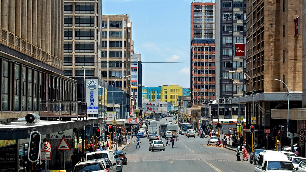 Johannesburg |  © Nataly Reinch/Shutterstock.com