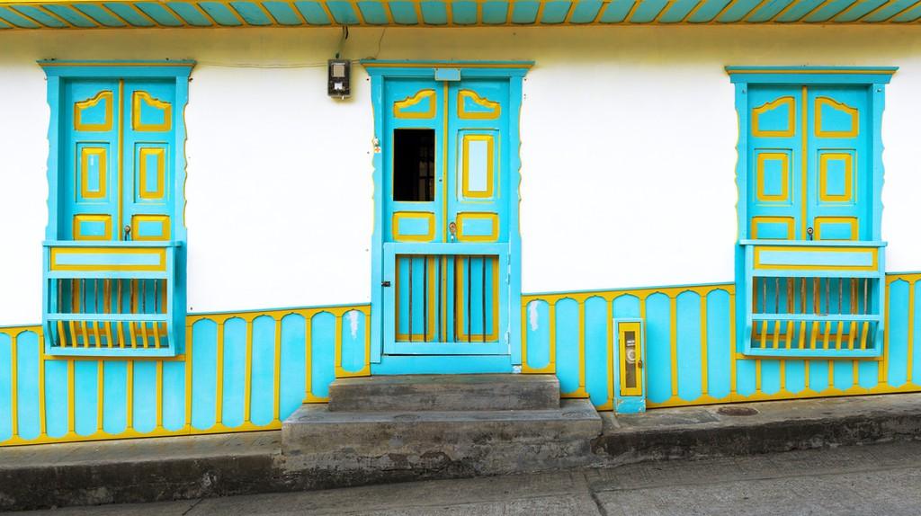 Salento, Colombia | © Peek Creative Collective/Shutterstock