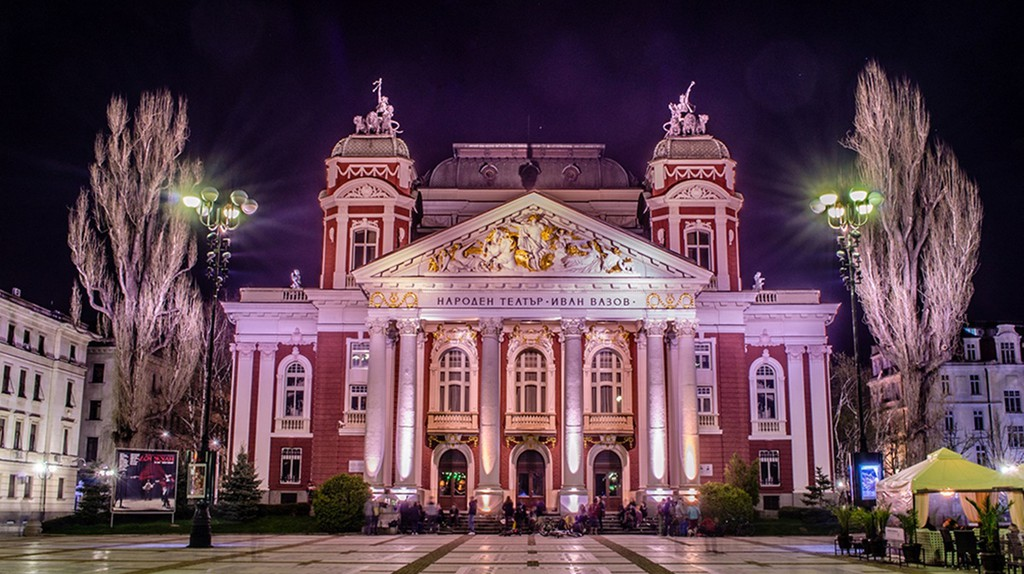 National Theater in Sofia | © Tulazeph/WikiCommons