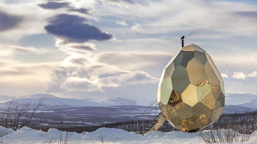 Bigert & Bergström, Solar Egg, 2017   Photo: Jean-Baptiste Béranger