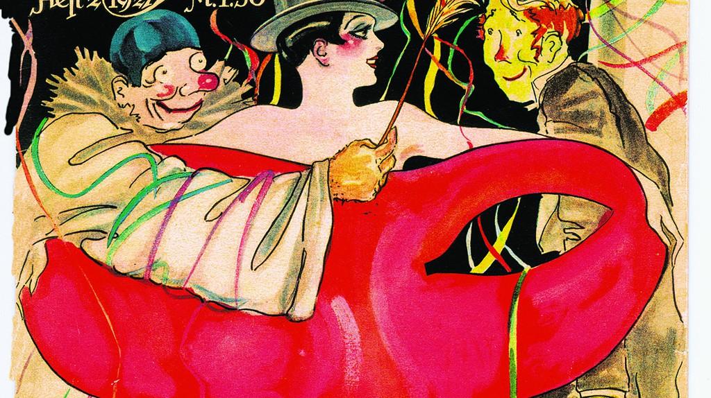 Reigen Magazine, 1927  Republic Weimar Erotic Magazine | © Susanlenox/Flickr