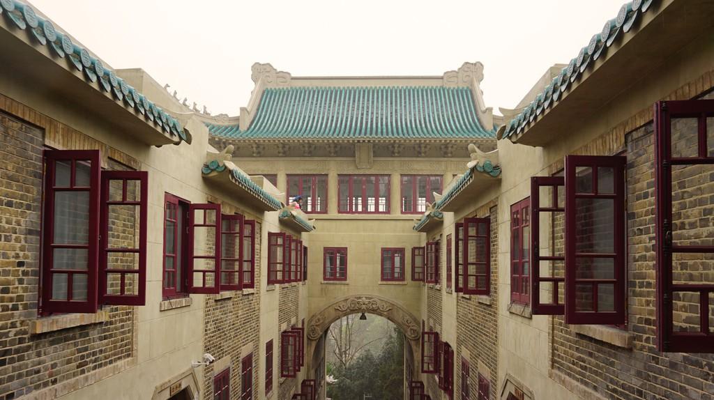 Wuhan University   © liaixin / Pixabay