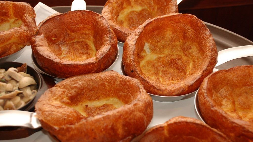 Yorkshire Puddings | © Ming-yen Hsu / Flickr