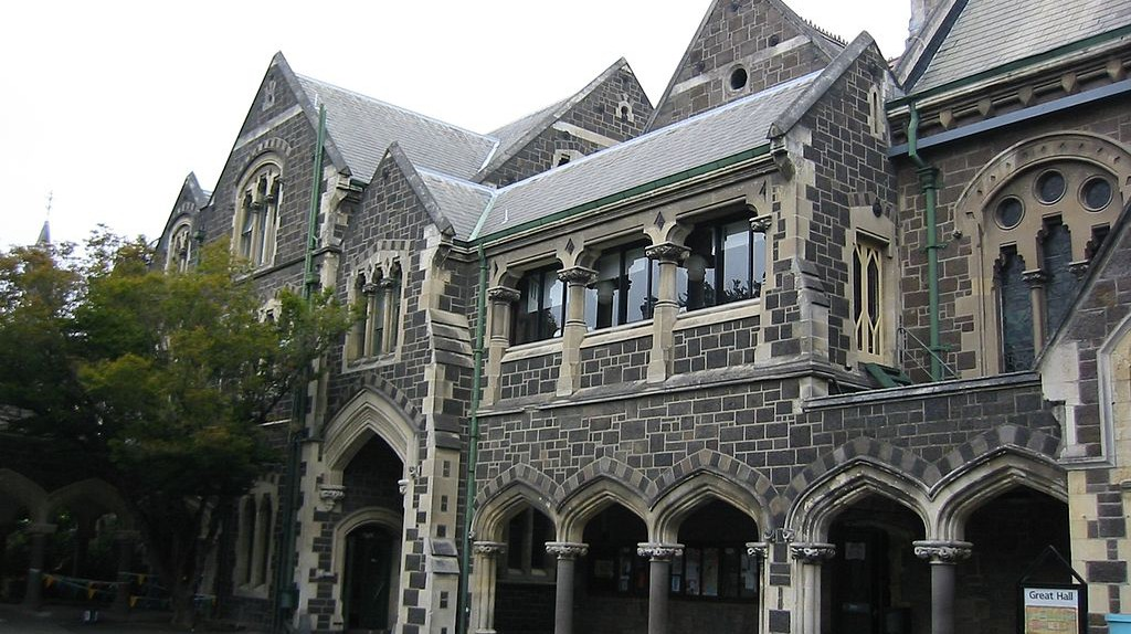 Christchurch Arts Centre Building | © Anke Lüdtke/Wikimedia Commons
