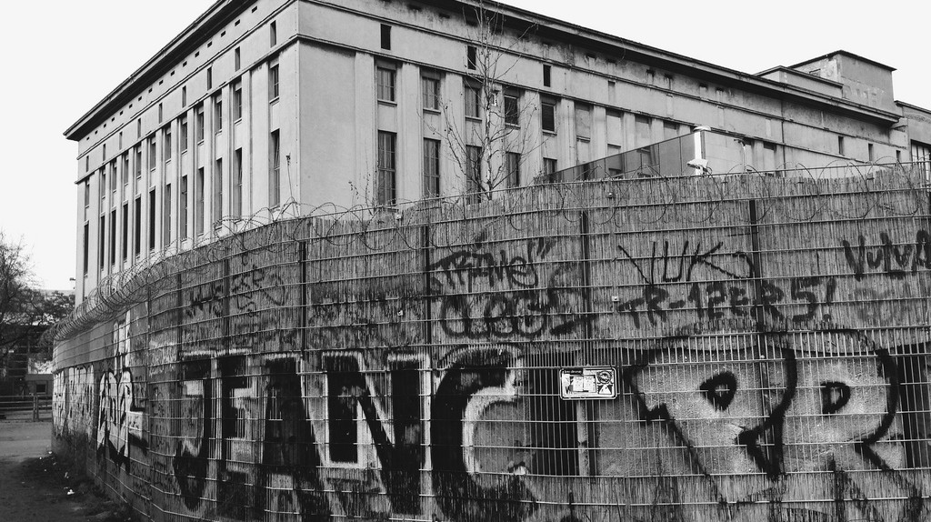 Berghain is housed in an old power plant   © James Dennes/ Flickr