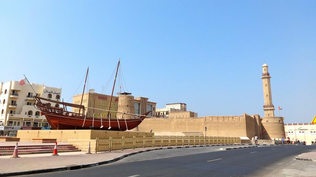 Dubai Museum | © Jean & Nathalie/Flickr