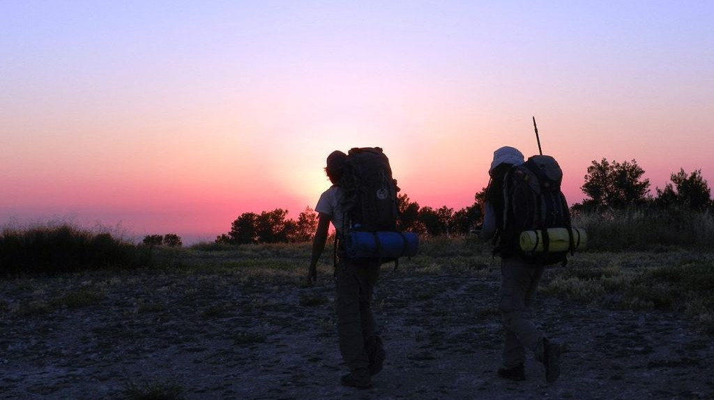 Israel National Trail   © Hedva Sanderovitz/Wikimedia Commons