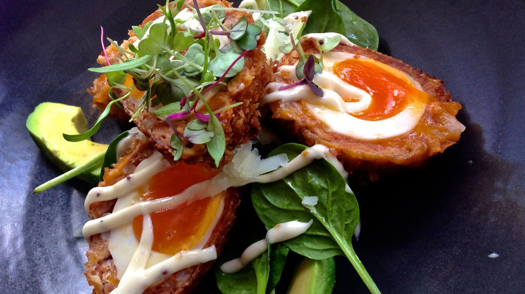 Scotch Eggs | © Katherine Lim / Flickr
