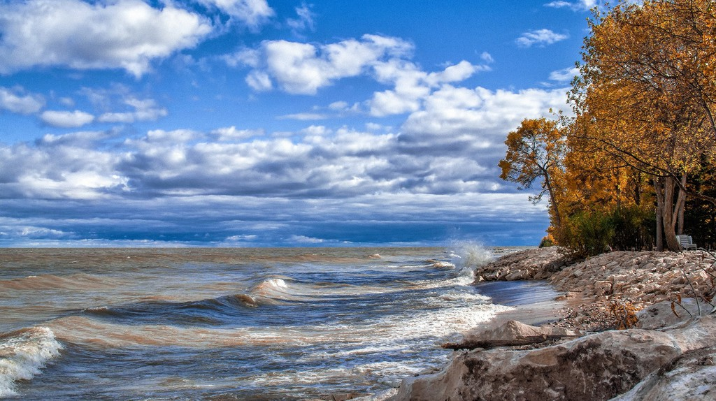 Lake Winnipeg views | © Gerry Petrin / Flickr