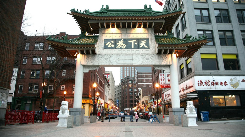 Chinatown Gate | © Simon Law/Flickr