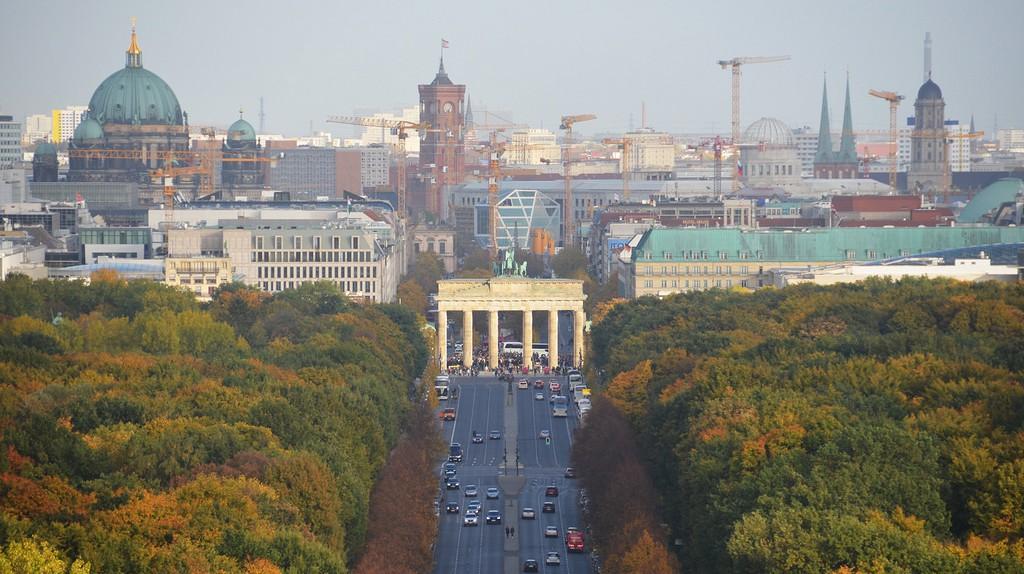 Berlin, full of trees | © mirabelka szuszu/Flickr