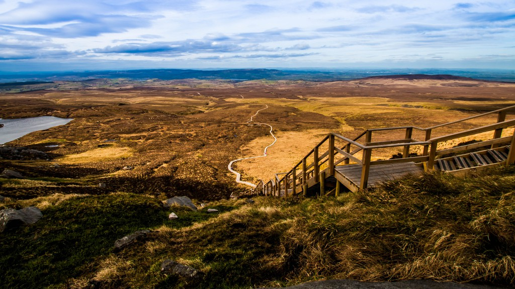 Cuilcagh Boardwalk | © Carl Meehan / Flickr