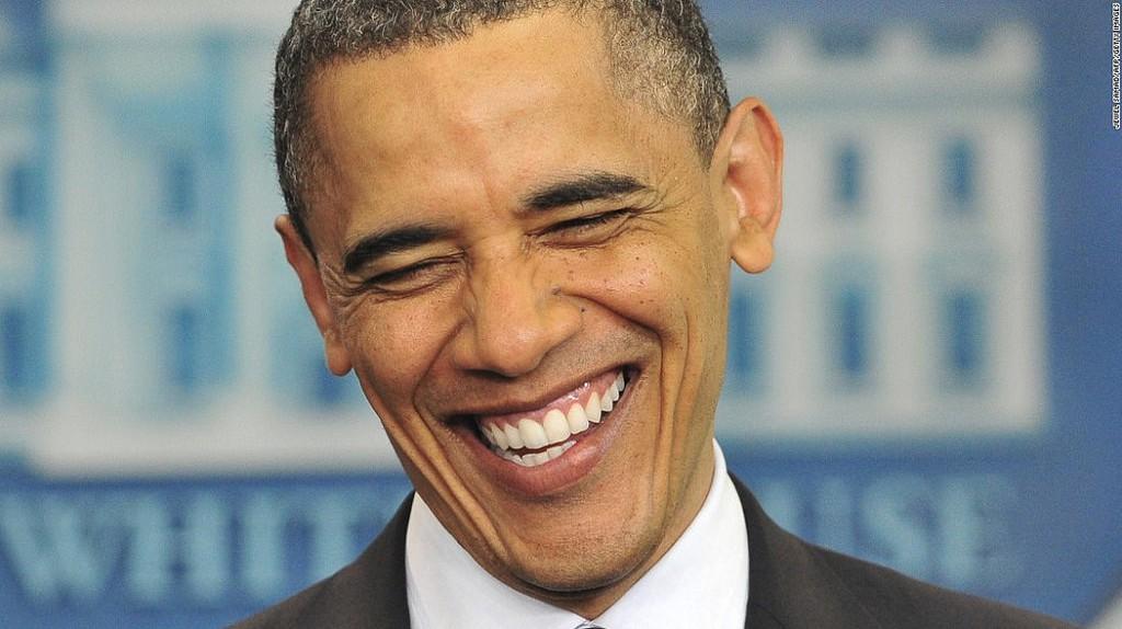 Barack Obama |© Hagmann Report