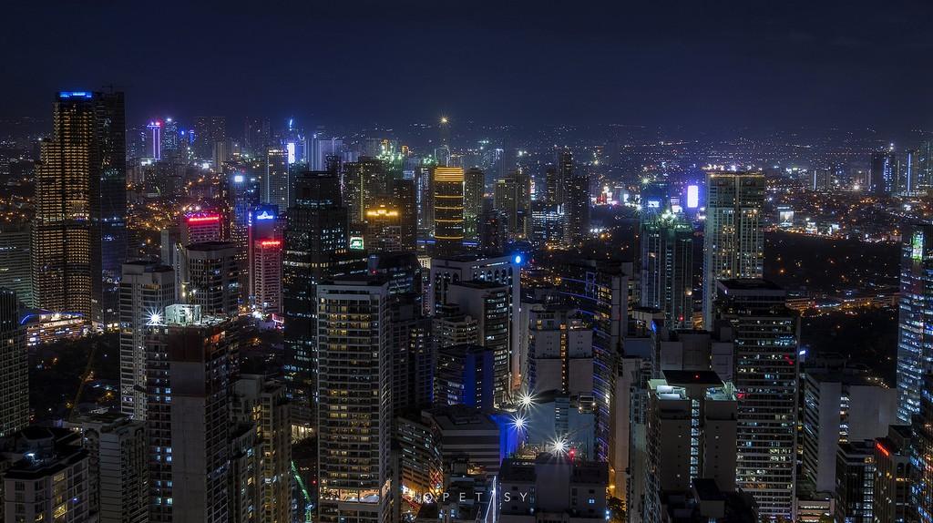 Manila by Night   © Jopet Sy / Flickr