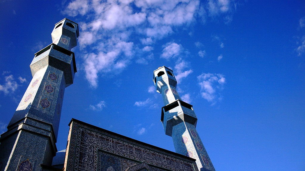 The Jam-e-Mosque at Grønland, Oslo   © Oskar Seljeskog / Flickr