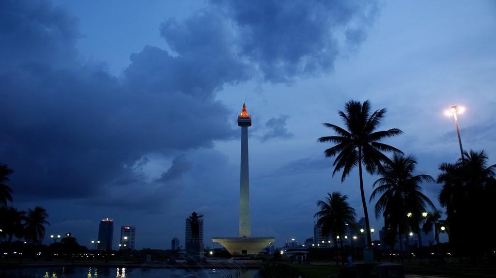 Impressive buildings in Indonesia   © Seika/Flickr
